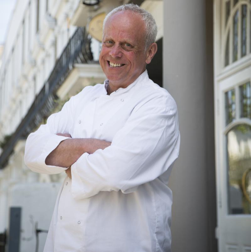 John Burton-Race, Consultant Chef
